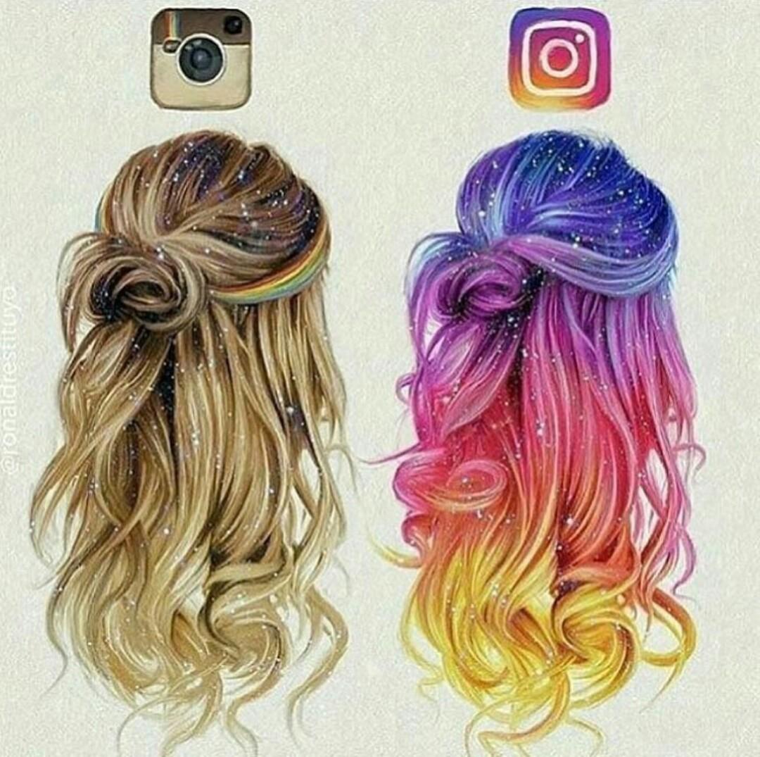 1080x1075 Old Instagram Hair Or New Instagram Hair Colour