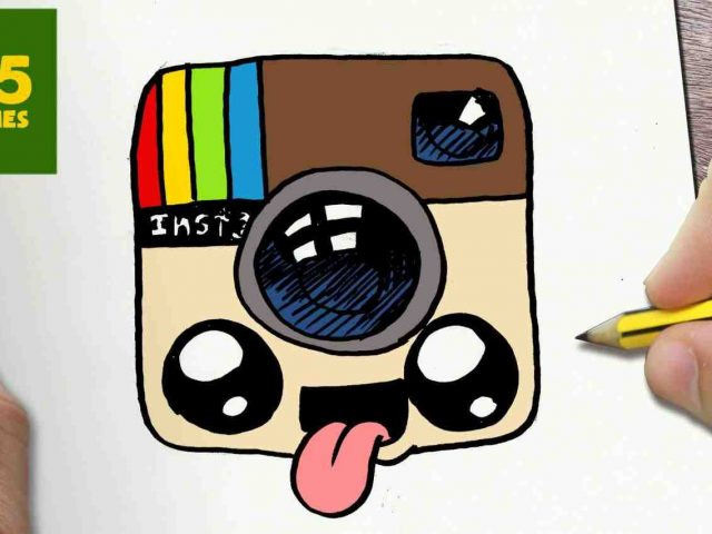 640x480 The Images Collection Of By A Logo Instagram How Cute Drawing