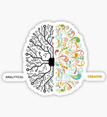 210x230 Artificial Intelligence Drawing Stickers Redbubble