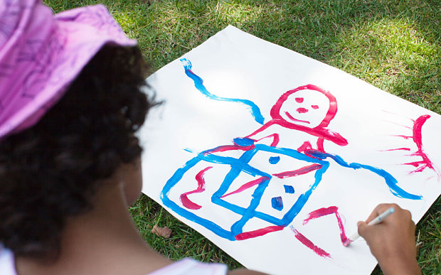 620x387 Children's Drawings Could Be A Clue To Their Intelligence, Study
