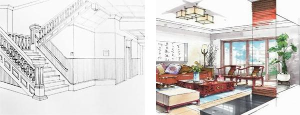 600x231 Interior Design Drawing Techniques Onlinedesignteacher