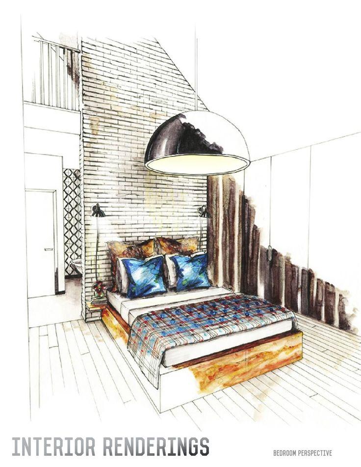 736x952 Interior Design Pencil Drawing 25 Trending Interior Design