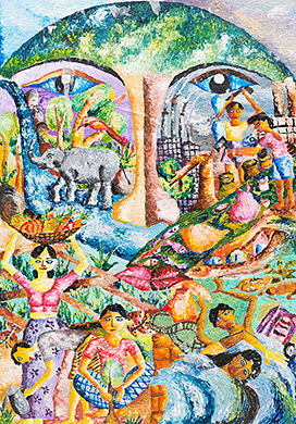 272x390 17th International Environmental Children's Drawing Contest 2016