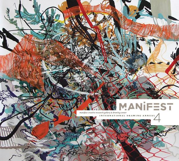 600x540 Manifest International Drawing Annual Art Books