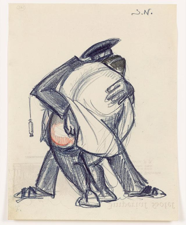 640x774 Sergei Eisenstein Drawings, 1931 1948, Studio International