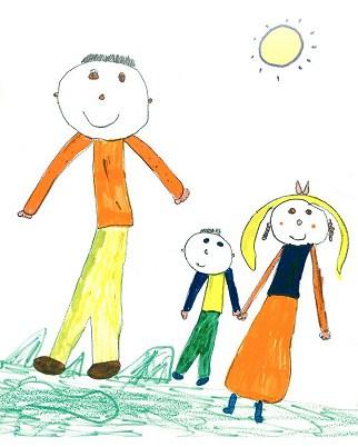 322x402 How To Interpret Kids' Drawings