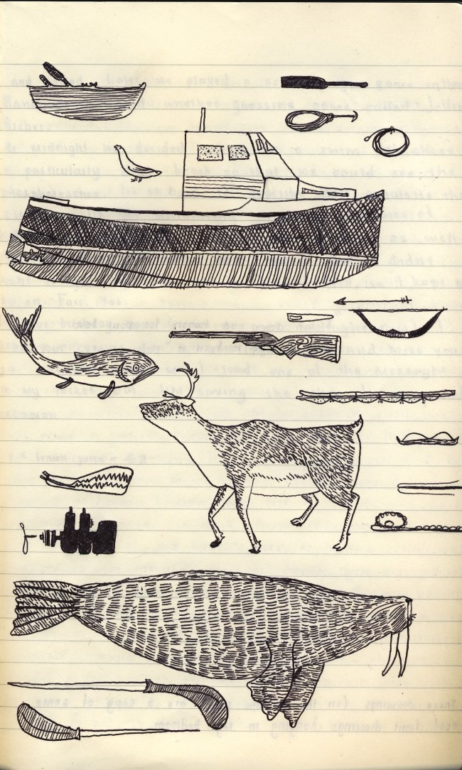 650x1084 Travel Sketchbook Travel Sketchbook, Sketchbooks And Inuit Art