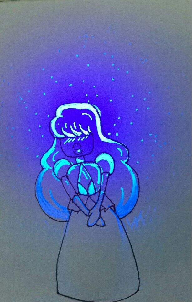 613x960 Invisible Ink Drawing Steven Universe Amino