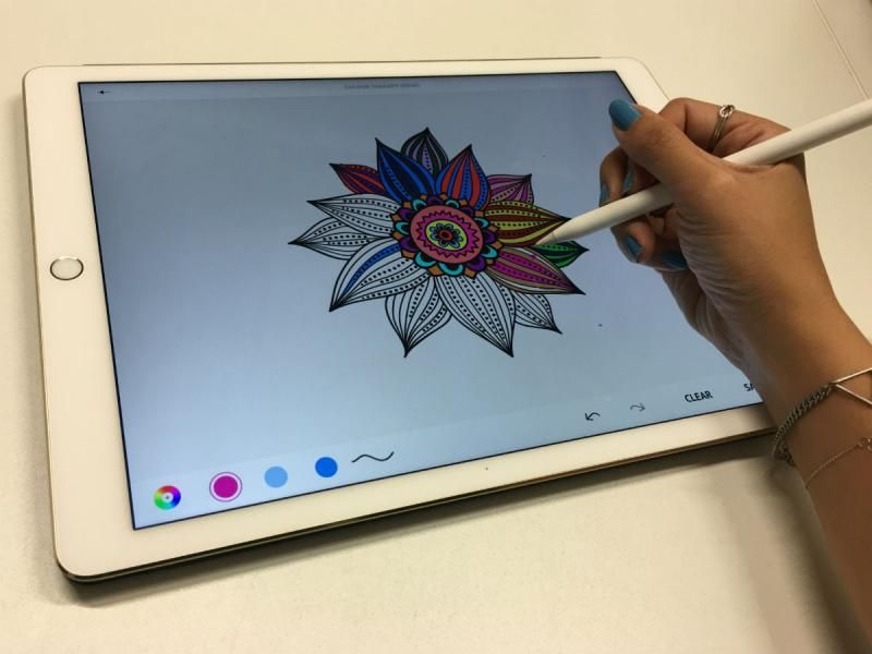 800x600 The Best Ipad Pro Art Therapy Apps For People Who Can'T Art