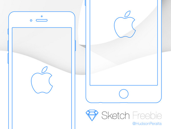 599x452 Collection Of Free Iphone 6 And 6 Plus Mockups