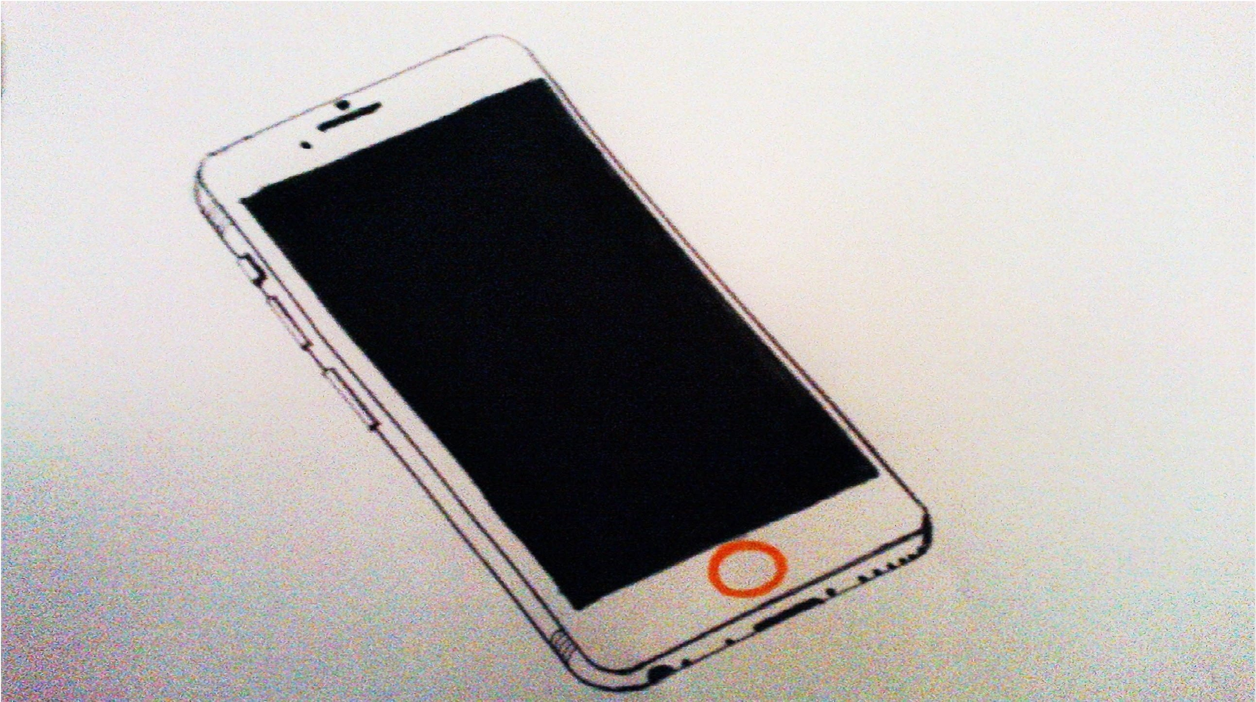 2584x1444 How To Draw An Iphone 6