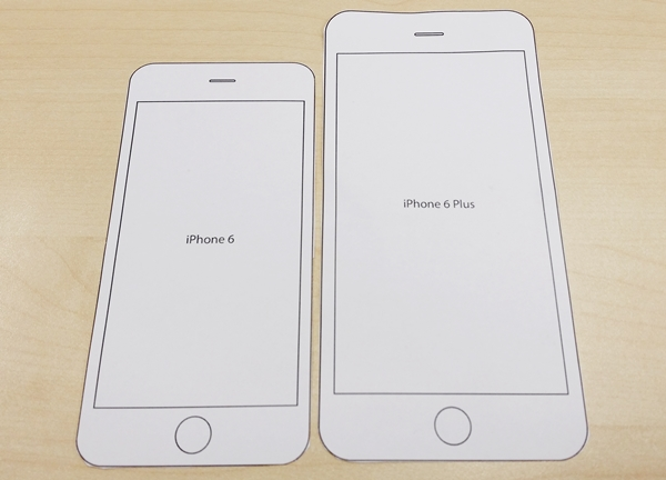 600x432 Print This Paper Template To Find Out How Each Iphone 6 Model Fits