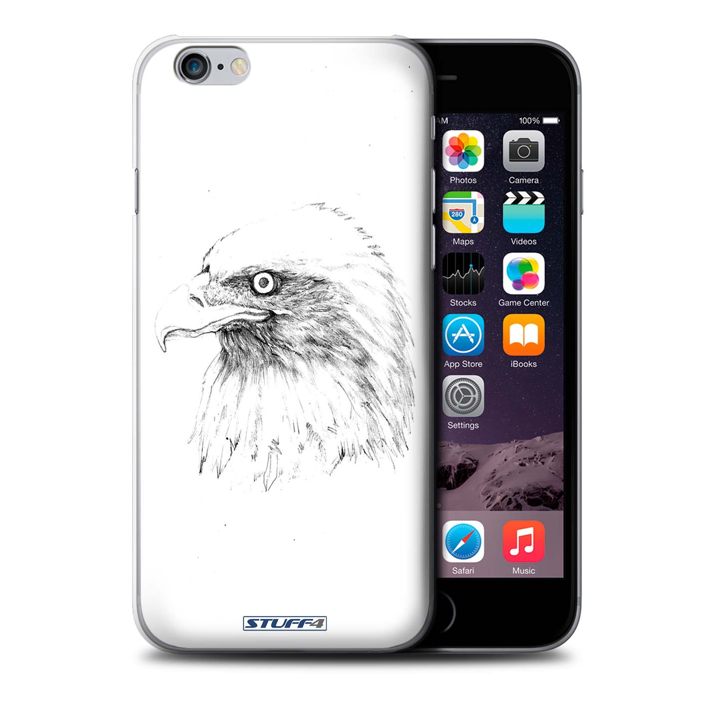 1417x1417 Stuff4 Back Casecoverskin For Apple Iphone 6s plussketch