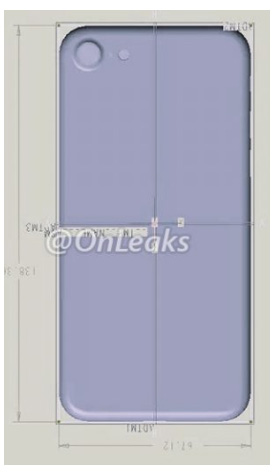 275x475 Design Drawing Suggests Iphone 7 Will Have Same Length And Width