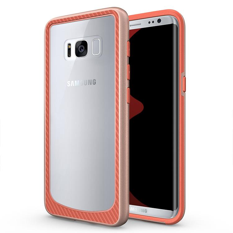 750x750 Cases For Galaxy S8 Wire Drawing Tpu Case Back Cover For Samsung