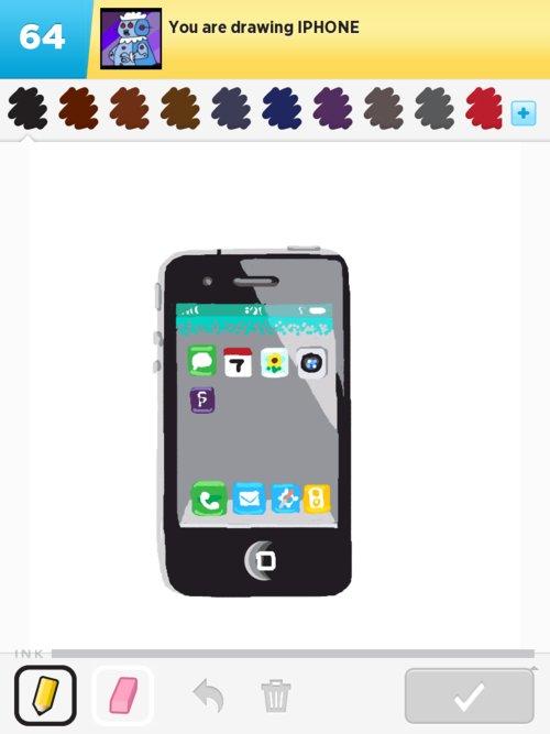 500x667 Iphone Drawings