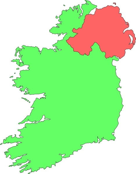 Ireland map drawing at getdrawings free for personal use 468x600 ireland contour map clip art free vector in open office drawing gumiabroncs Gallery