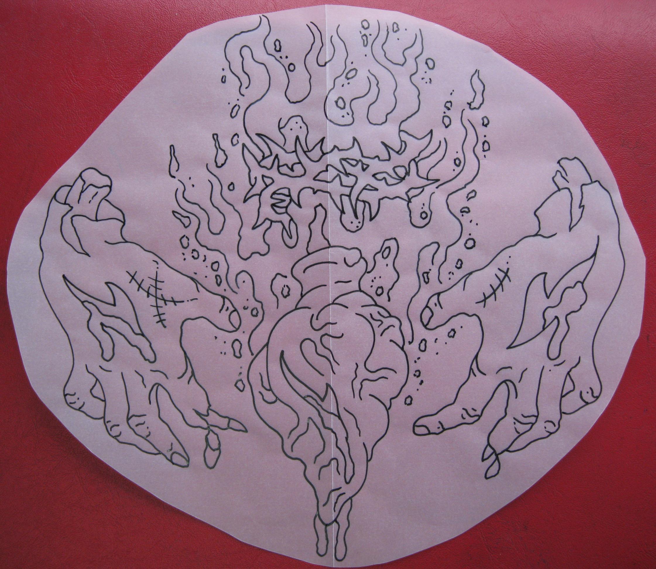 2241x1944 Claddagh Irish St Tattoo