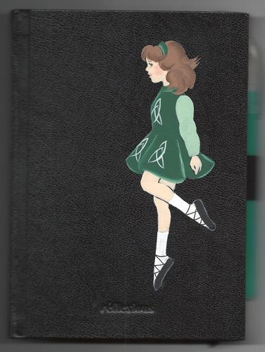 381x506 Hand Painted And Personalized Irish Dancer Slates, Albums