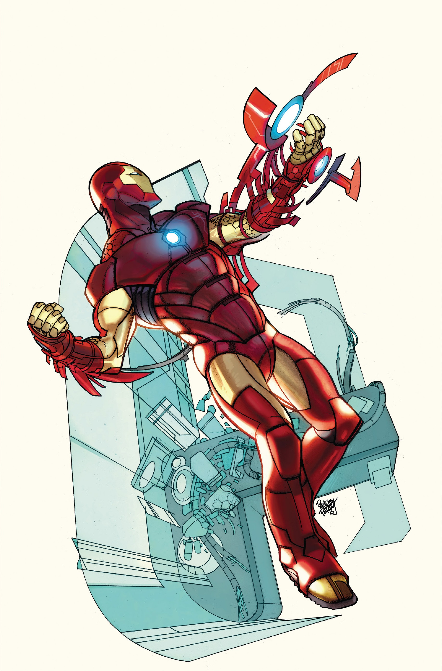 1837x2789 Invincible Iron Man Vol 2 1 Marvel Database Fandom Powered By