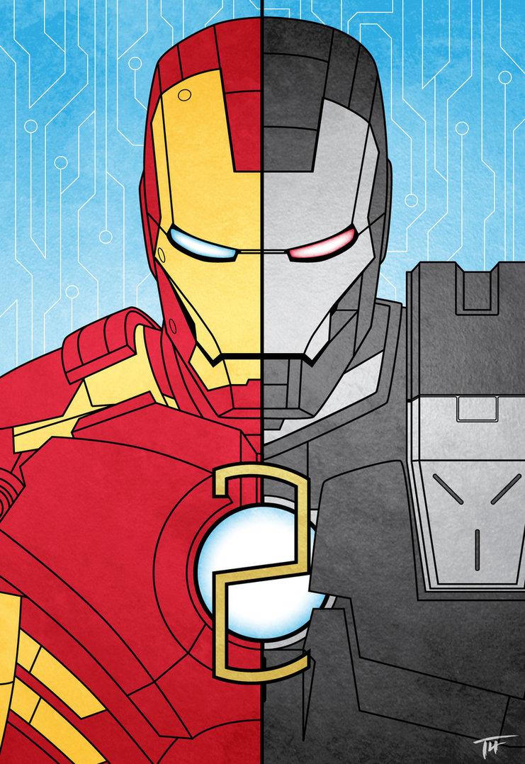 741x1078 Iron Man 2 Teaser Image By Tim4