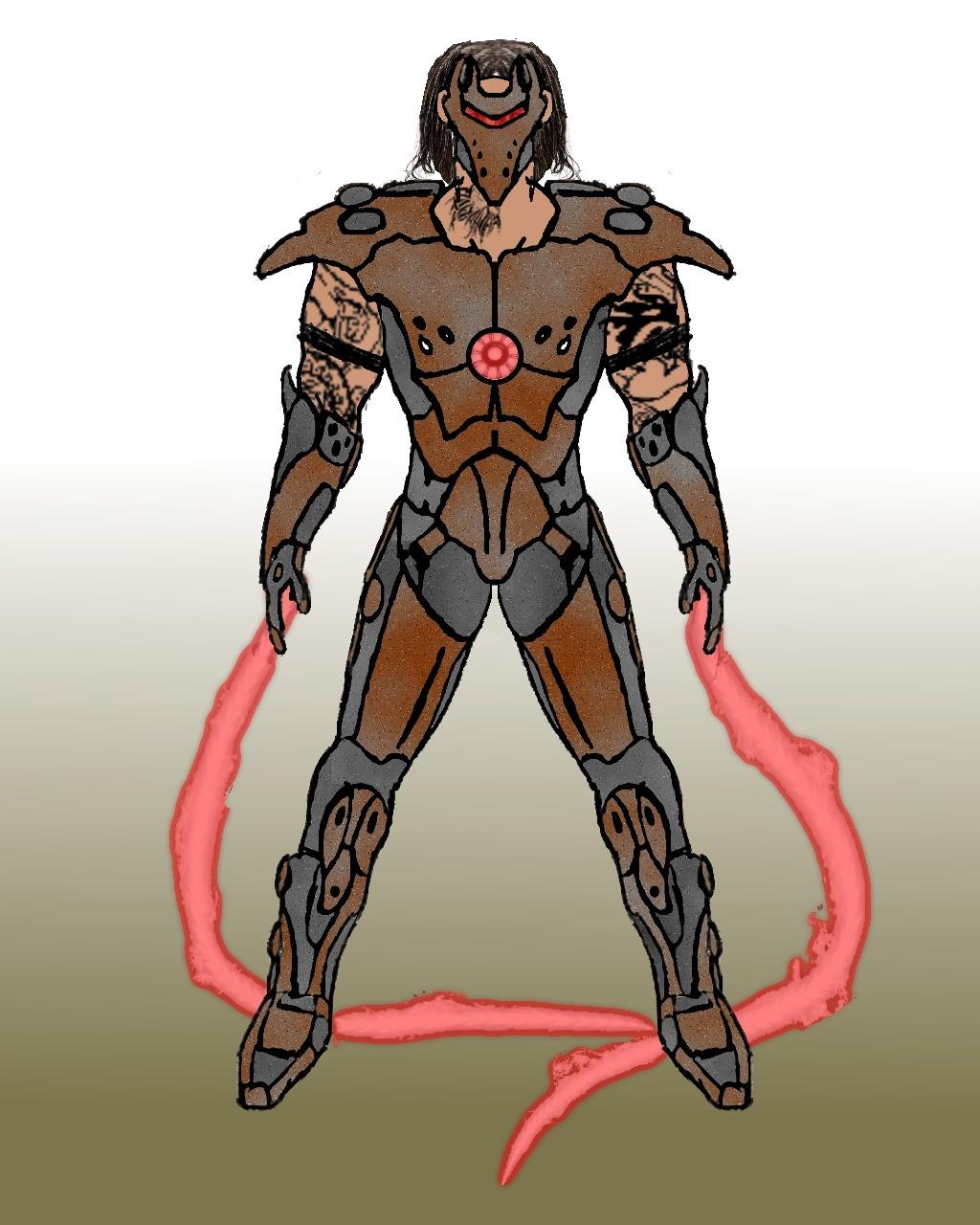 1024x1280 Iron Man 2 Whiplash Fan Art 2 By Marvel Freshman