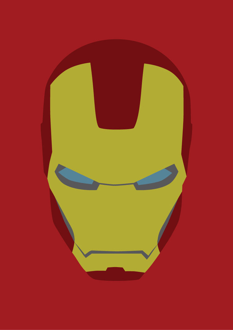 Iron Man Head Drawing At Getdrawings Free For Personal Use