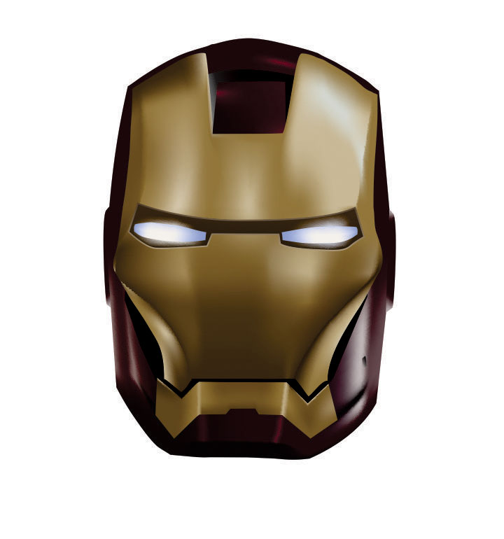 720x770 Iron Man Helmet By Ugonna