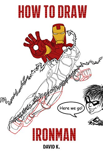 333x500 How To Draw Ironman The Step By Step Iron Man Drawing Book
