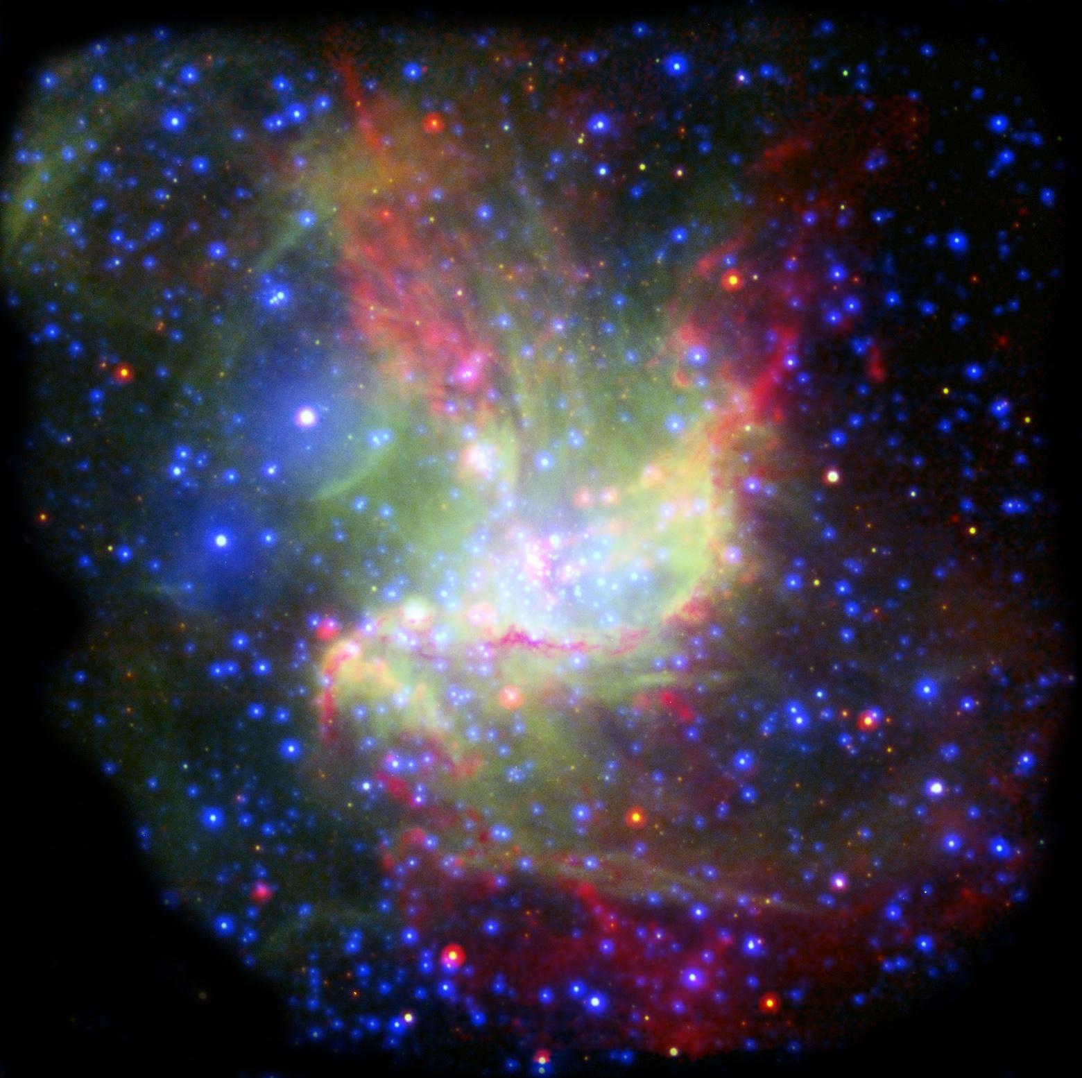 1560x1554 Irregular Galaxy Irregular Galaxies Images Very Good God