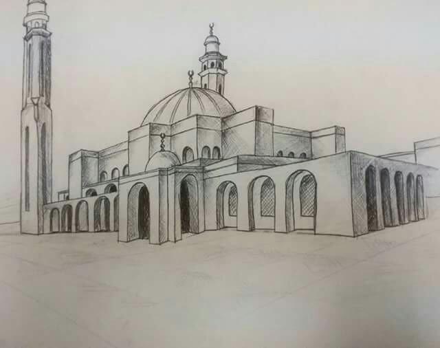 640x506 Mosque