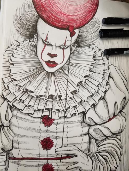 500x666 Down For The Clown Tumblr
