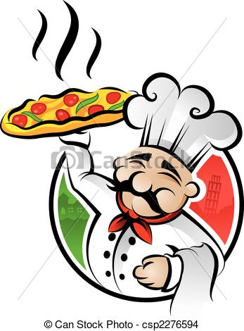 347x470 Italian Chef Character Stock Photo Images. April 2018. 2,139