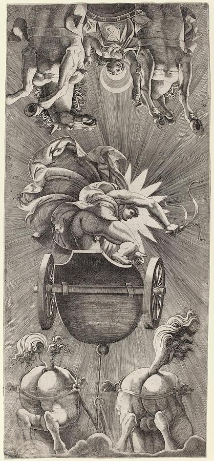 418x900 Adamo Scultori After Giulio Romano Italian Drawing By Quint Lox
