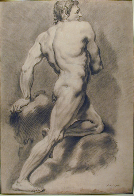 437x640 Spencer Alley 18th Century Italian Figure Drawings
