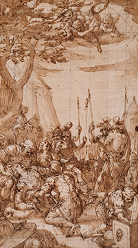 201x360 Strokes Of Genius Italian Drawings From The Goldman Collection