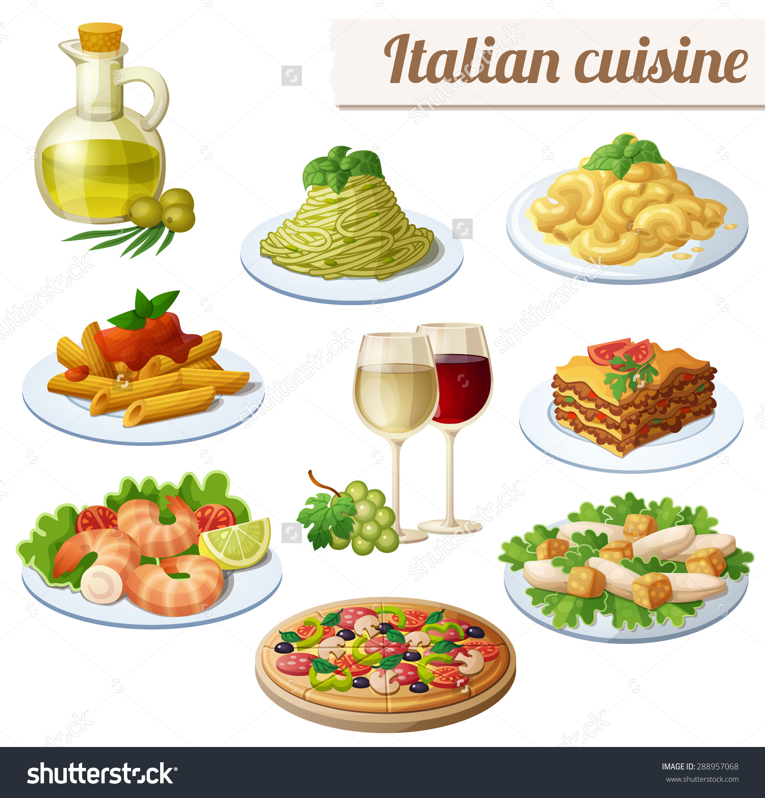 1500x1564 Pasta Clipart Italy Food