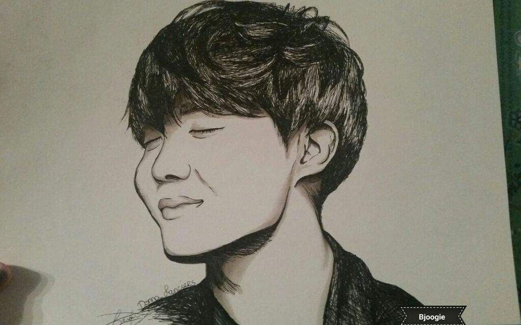 1024x639 What Do You Guys Think About My J Hope Drawing 3 Army's Amino