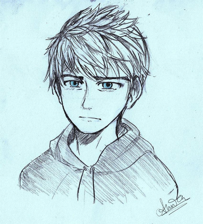 850x939 Jack Frost Sketch By Atsukaotaku