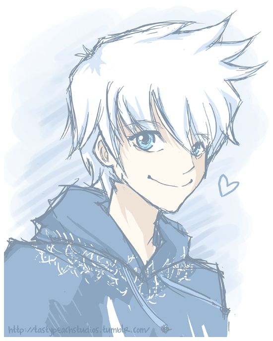 550x688 Rotg Jack Frost By On @