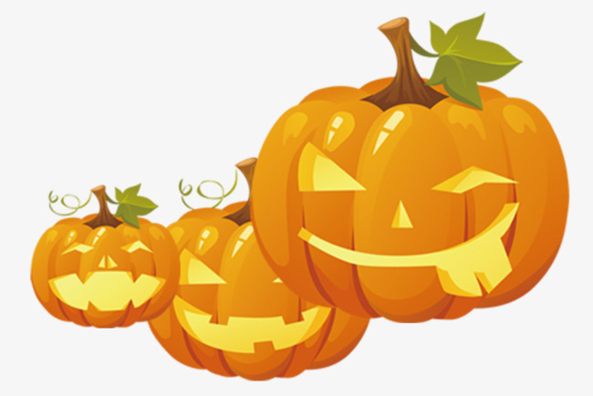 650x434 Jack O Lantern, Halloween, Horror Png, Cartoon Hand Drawing Png