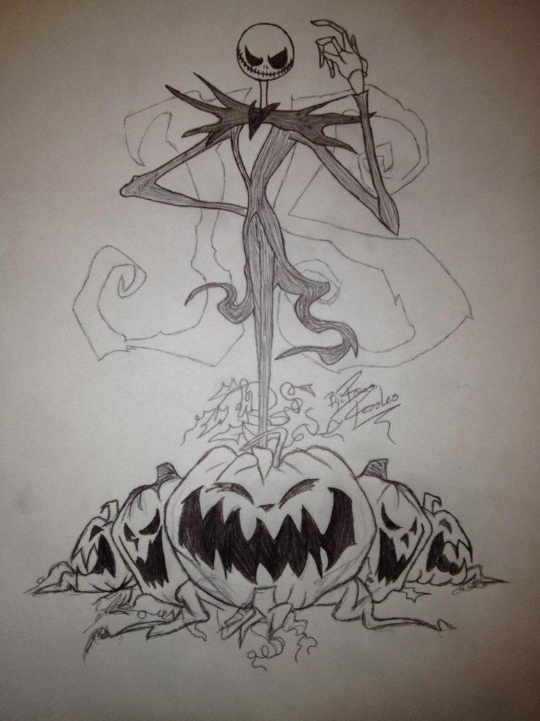 774x1032 Jack Skellington The Pumpkin King By Roxasrazzles13