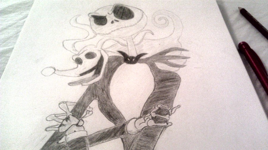 900x506 Jack The Pumpkin King By Wallace21