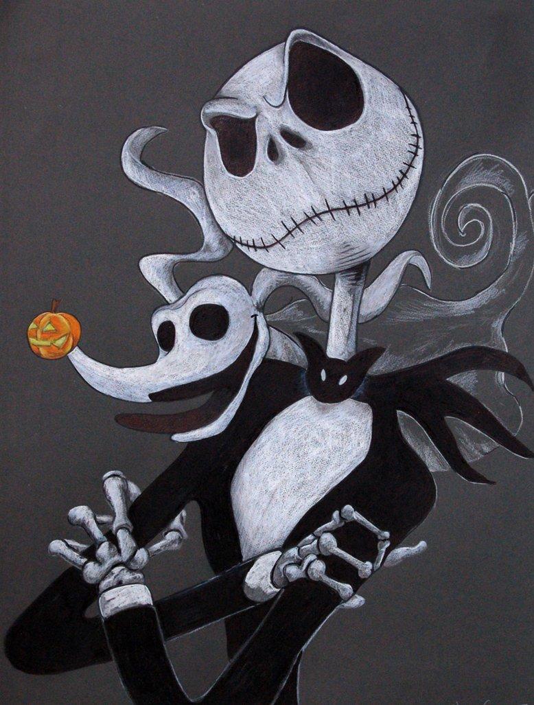 778x1027 Jack Skellington Pumpkin King By Mansfieldartguy