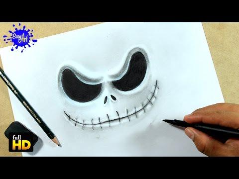 Jack The Skeleton Drawing At Getdrawings Free Download
