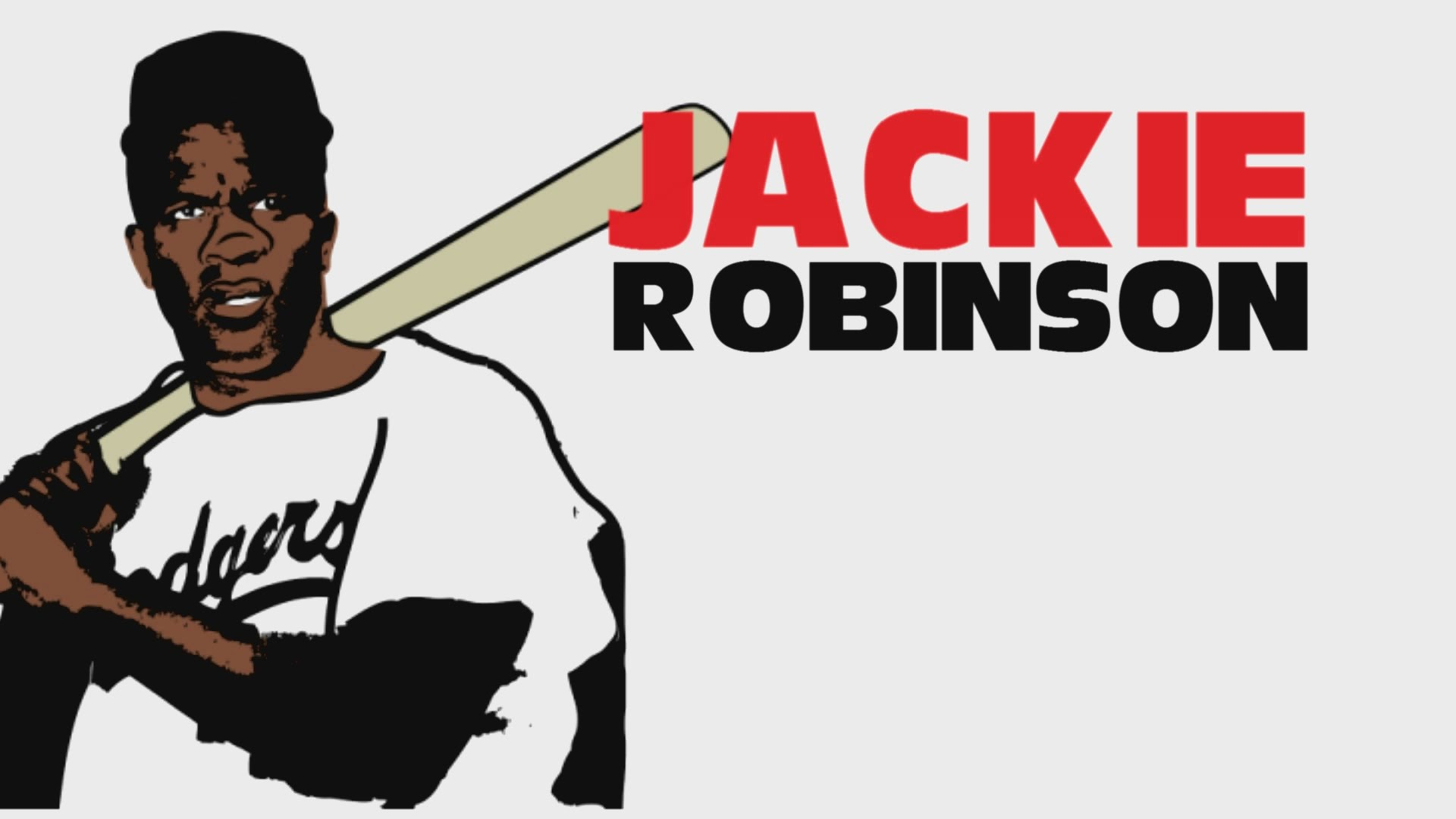 1920x1080 Celebrating Black History With Jackie Robinson For Kids (Cartoon