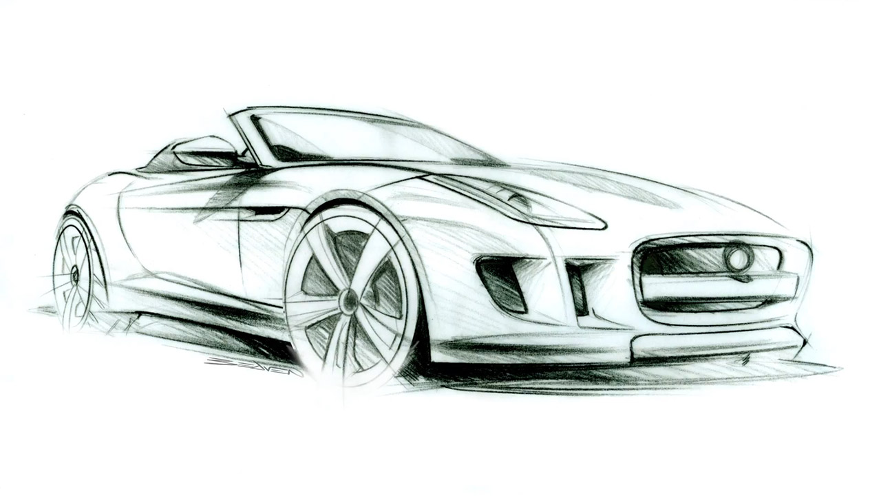 1280x720 Jaguar F Type