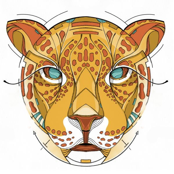 600x600 Dime Jaguar Tell Me Jaguar By Didier Via Behance