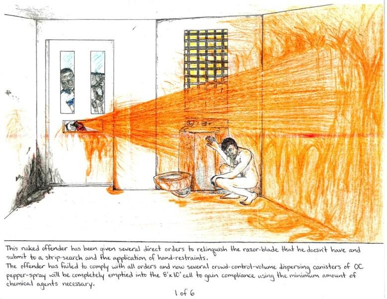 777x600 Prisoner Describes His Torture Prison Activist Resource Center