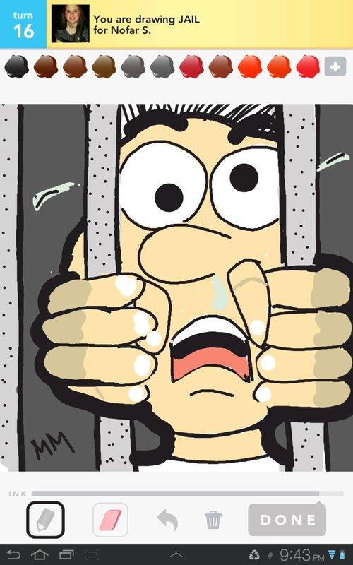500x800 Jail Drawings